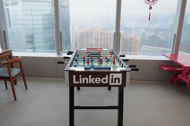 błędy LinkedIn