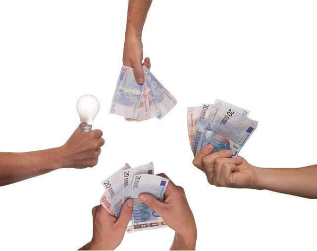 crowdfunding - środki na działalność
